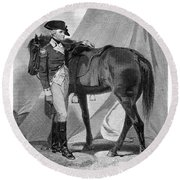 Anthony Wayne (1745-1796) Round Beach Towel