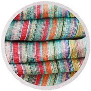 Colorful Cloth Round Beach Towel