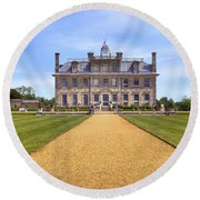 Kingston Lacy Round Beach Towel