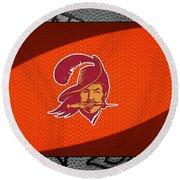 Tampa Bay Buccaneers Round Beach Towel