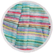 Colorful Cloth Round Beach Towel