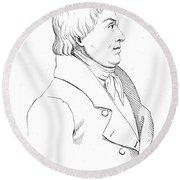 Franz Mesmer (1734-1815) Round Beach Towel