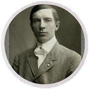 William Hodge (1874-1932) Round Beach Towel