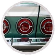 64 Impala Round Beach Towel
