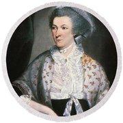 Abigail Adams (1744-1818) Round Beach Towel
