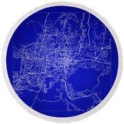 San Salvador Street Map San Salvador El Salvador Road Map Art