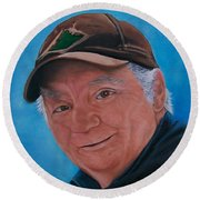 88 Yrs. Young Round Beach Towel
