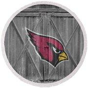 Arizona Cardinals Round Beach Towel