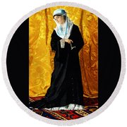 A Lady Of Constantinople Painting By Celestial Images