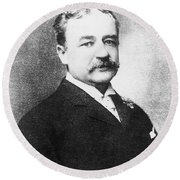 Aaron Montgomery Ward (1843-1913) Round Beach Towel