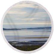 Adara Donegal Ireland Round Beach Towel