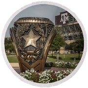 Aggie Ring Round Beach Towel