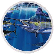 Agressor Off00140 Round Beach Towel