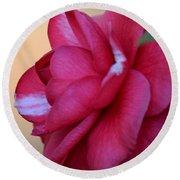 Alabama State Flower Round Beach Towel