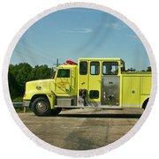 Albany Community Volunteer Fire Dept.  702 Round Beach Towel