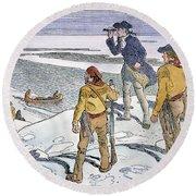 Alexander Mackenzie (1764-1820) Round Beach Towel