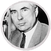 Andrew Huxley (1917-2012) Round Beach Towel