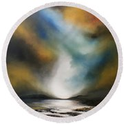 Another Journey Round Beach Towel