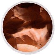 Antelope Canyon 10 Round Beach Towel