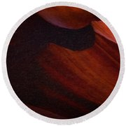 Antelope Canyon 37 Round Beach Towel