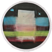 Aphex Twin Round Beach Towel
