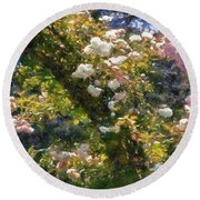 Archway Glorious Round Beach Towel