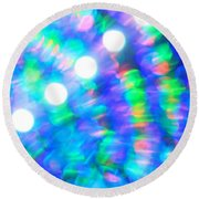 Are You Experienced  Round Beach Towel