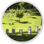 Arlington National Cemetery - 540 Round Beach Towel