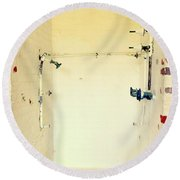 Atalaya Castle Shower Round Beach Towel