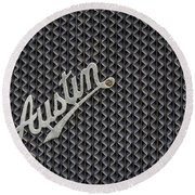 Austin 7 Round Beach Towel