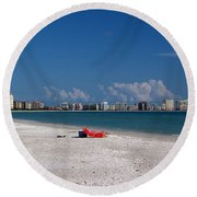 Ball Round Beach Towel