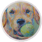 Ball Round Beach Towel