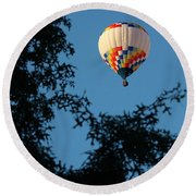 Balloon-6992 Round Beach Towel