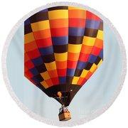 Balloon-color-7277 Round Beach Towel