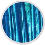 Bamboo 14 Round Beach Towel