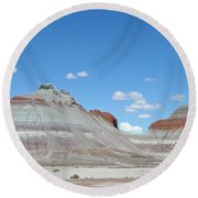 Barren  Round Beach Towel
