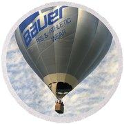 Bauer Ballon Round Beach Towel