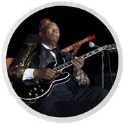 B.b. King Round Beach Towel