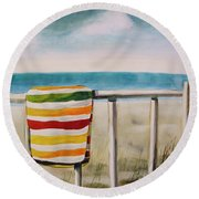 Beach Towel Round Beach Towel