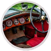 Bentley 3 Litre Round Beach Towel