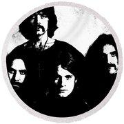 Black Sabbath Round Beach Towel