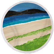 Blackwater Round Beach Towel