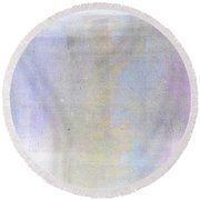 Bliss Round Beach Towel by Brett Pfister