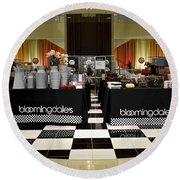 Bloomingdales Showroom Floor Round Beach Towel
