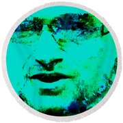 Bono Round Beach Towel