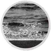 Brighton Beach Round Beach Towel