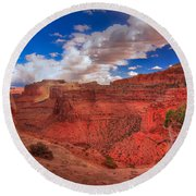 Bristlecone Guardian Round Beach Towel