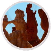 Bryce Canyon 1 Round Beach Towel
