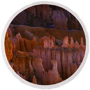 Bryce Canyon 4 Round Beach Towel