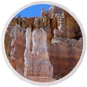 Bryce Canyon Beauty Round Beach Towel